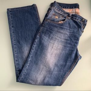 Burberry women Jeans
